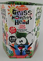 Набор для креативного творчества Grass Monsters Head GMH-01-02