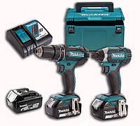 Набор инструментов Makita DLX 2127 TJ1