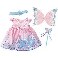 Сертифицированная компания Подробнее. 570UAH. 570 грн. В наличии. Одежда  для куклы Беби Борн - Платье феи Baby Born Zapf Creation 823644 a10bf2697762e