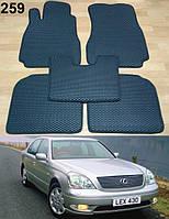 Килимки ЄВА в салон Lexus LS 430 '00-06