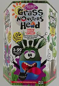 Набор для креативного творчества Grass Monsters Head GMH-01-03