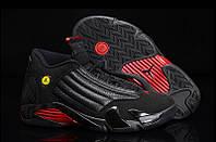"""Баскетбольные кроссовки Air Jordan 14 Retro """"Last Shot""""  ( реплика А+++)"""