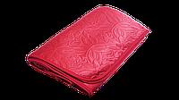 Покрывало Zastelli 160*210 паяное Burgundy арт.14010