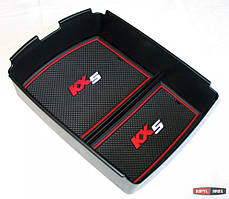 Kia Sportage KX5 Mk4 2015+ вставка в подлокотник тип V1