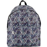 Рюкзак Kite GO18-112M-5 голубой, серый 42х32х14 см, 112 GO-5, полиэстер, 425 гр