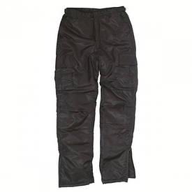 США термо штаны зимние МА1 черные