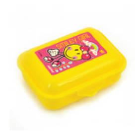 """Сумка для обеда Yes 706237 розовый """"Smiley World""""(pink), 280 мл"""