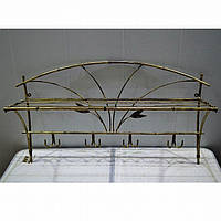 Кованая вешалка №3, фото 1