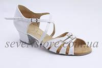 """Обувь для девочек """"ювенал"""" (блок-каблук)"""