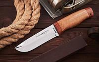 Нож охотничий Барс, это качественный универсальный нож, который будет верным помощником в походе или на охоте