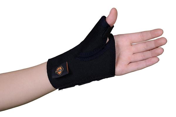 ARMOR ARH15 черный, левый размер XL, Бандаж на бол.палец руки