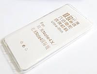 Чохол для Xiaomi Redmi Note 4X силіконовий ультратонкий прозорий