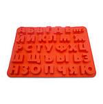 Русский алфавит 3D силиконовая форма большая