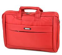 28f365904ede Мужская сумка под ноутбук MEINAILI 6807 red Сумка мужская для ноутбука  нейлон