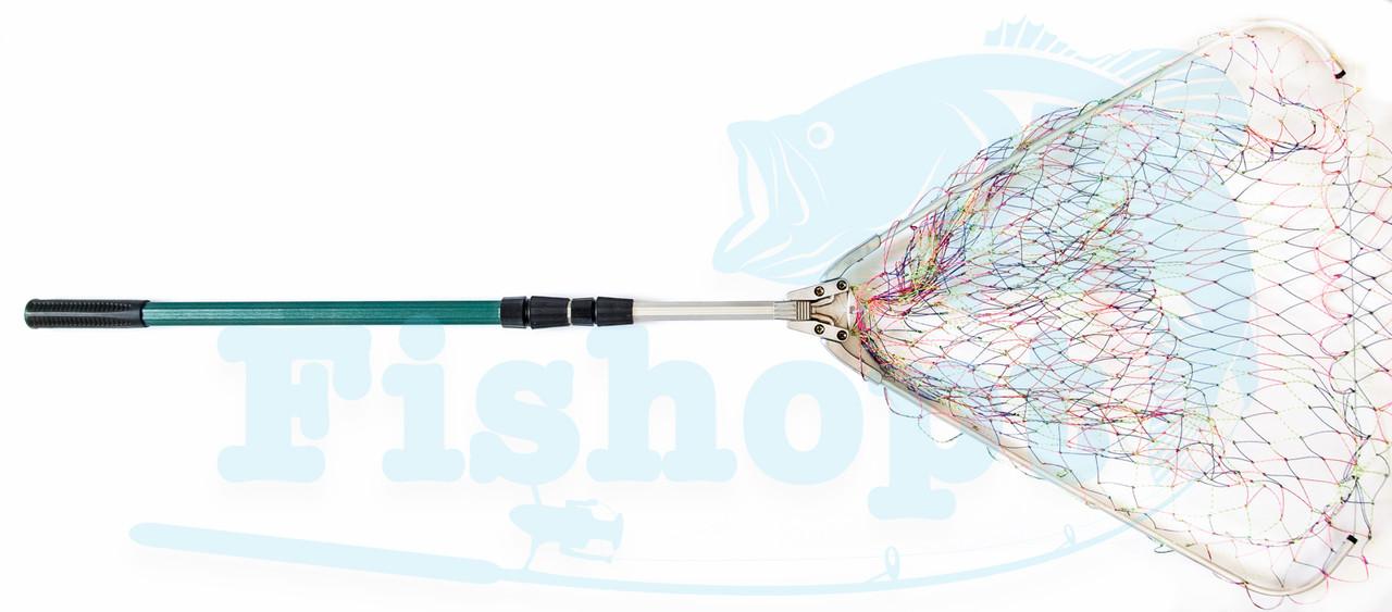 Подсак рыболовный цветной кордовый Feima 60cm