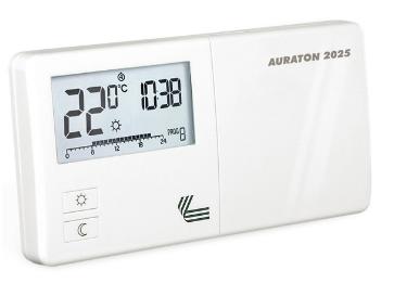 Тижневий програматор Auraton 2025