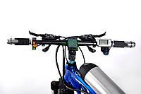 ULTRA BIKE MERCEDES элеткровелосипед городской на двухподвестной раме 350 Вт