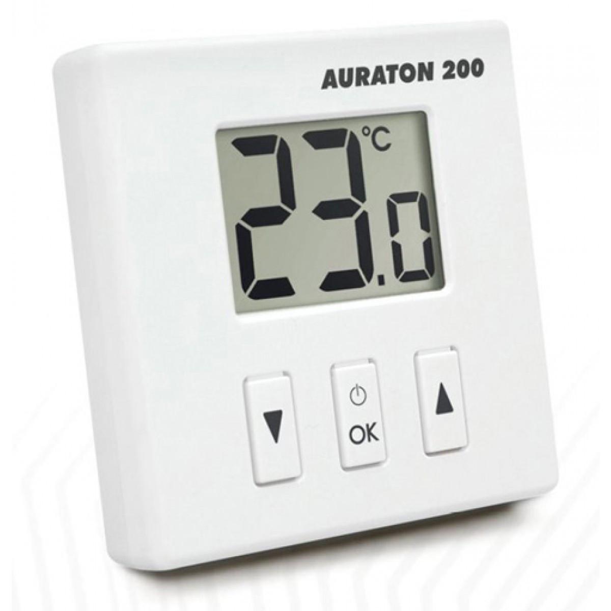 Бездротовий термостат AURATON 200 LMS, без прийомної антени