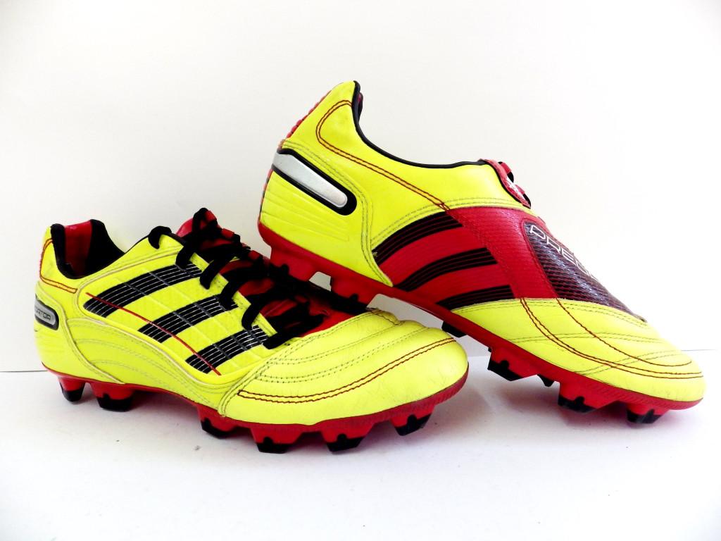 Бутсы Adidas Pred Absolado X TRX р-р 39 (24,5см) (сток, б/у) копы original
