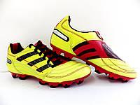 Бутсы Adidas Pred Absolado X TRX р-р 39 (24,5см) (сток, б/у) копы original, фото 1