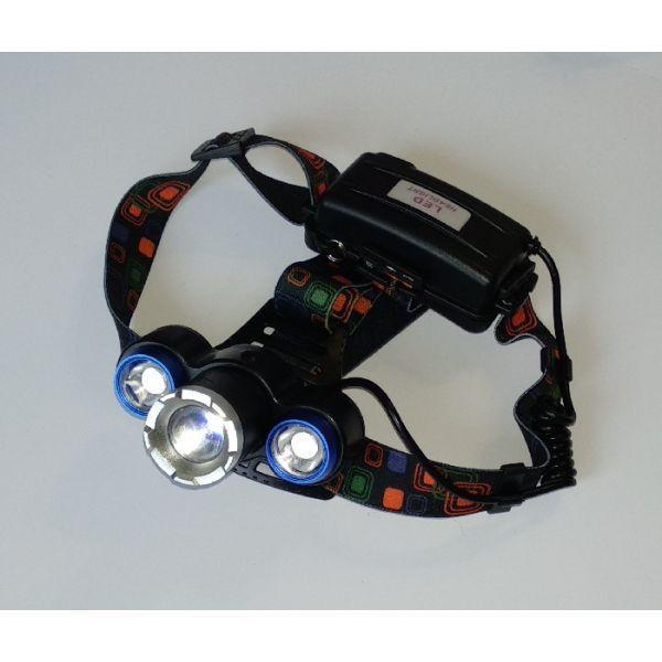 Налобний ліхтар Police WD-325 T6