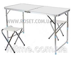 Стол для пикника складной со стульчиками - Folding Table 2018J-4