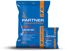 Удобрение PARTNER ENERGY NPK 20.20.20 + АМК + ME (2,5 кг)