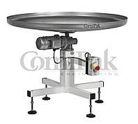 Поворотный стол накопитель диаметр 1100 мм CомiPak