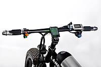 Электровелосипед складной LAND ROVER на толстых колесах фэтбайк мощность 350 Вт