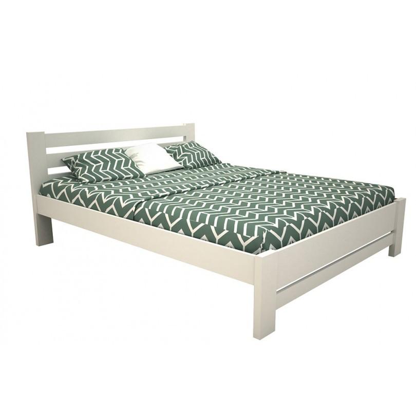 Кровать деревянная Л-2