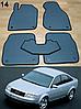 Килимки ЄВА в салон Audi A6 (C5) '97-05