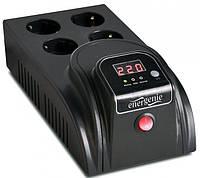 Автоматический регулятор напряжения EnerGenie EG-AVR-E1000-01, 220 В, 1000 ВА