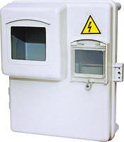 Бокс монтажный герметический IP-55 КДЕ-1Ф(3-авт)