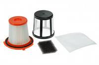 Набор фильтров ZF132 (HEPA с сеткой + мотора + выходной) для пылесоса Zanussi 9001969873