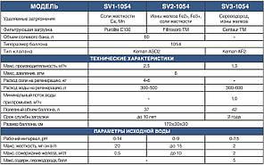 Система умягчения BIO+systems SV1-1054 (загрузка Purolite C100), фото 2