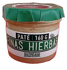 Hacendado Pate Finas Hierbas 160 gramm