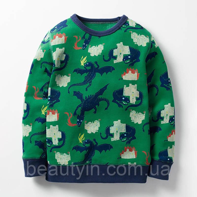 Кофта для мальчика Dragons Castle Little Maven