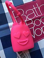 "Чехол для санитайзера Bath and Body Works ""Розовый"""