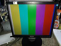 РАСПРОДАЖА ЖК монитор 17 дюймов Philips Brilliance S-line 17S с DVI