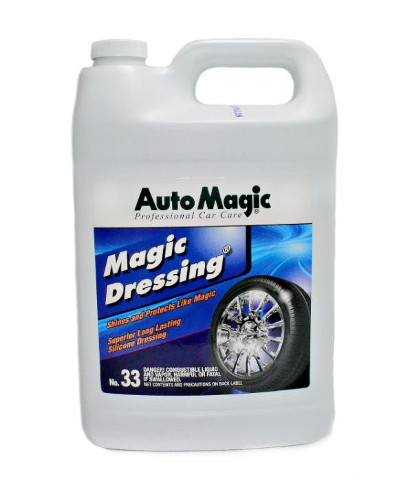 Auto Magic №33 Magic Dressing - средство для шин