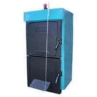 Чугунный твердотопливный котел Qvadra SolidMaster 3S