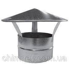 Дымоходный зонт 170мм толщина 0,5 мм/430