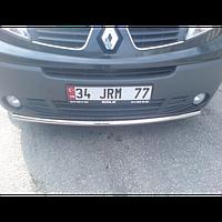 Защитная дуга на Renault Trafic- одинарная