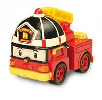Пожарная машина Рой металлическая 6 см