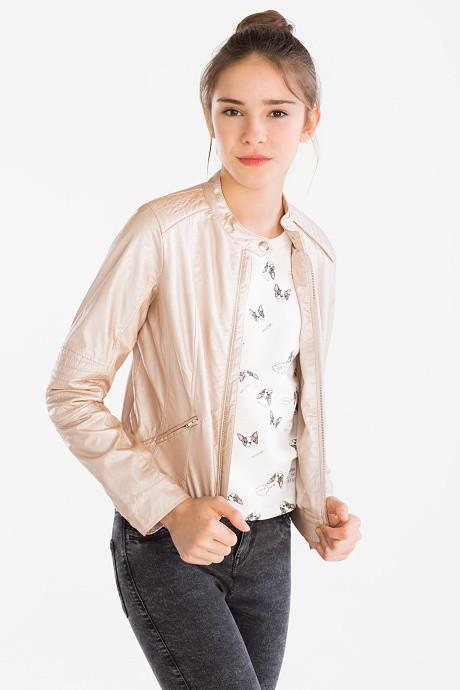 Стильна куртка бомбер для девочки C&A Германия Размер 146