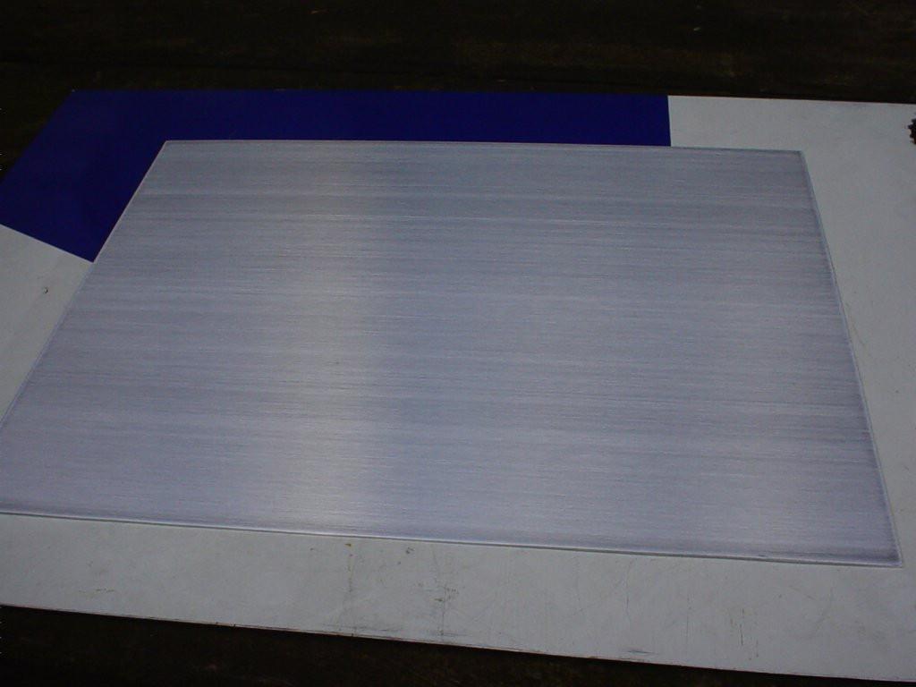 Плита алюминиевая 26 мм АМг6