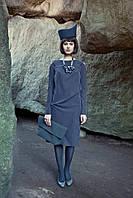 Платье прямого силуэта PRZHONSKAYA