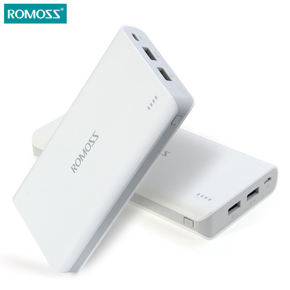 Мобильная зарядка POWER BANK 20000 Romoss