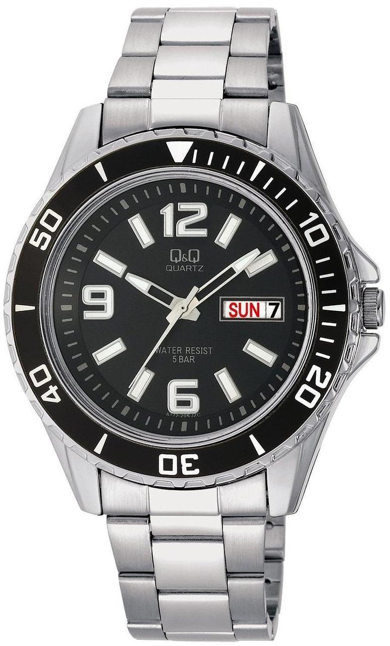 Наручные мужские часы Q&Q A172-205Y оригинал