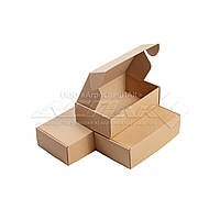 Картонные коробки самосборные 215*130*65 бурые